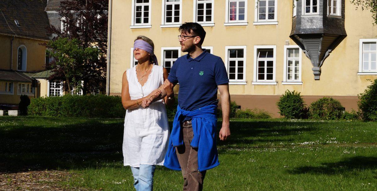 Walk and Talk – Das Meeting im Gehen